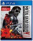 Metal Gear Solid V: The Definitive Edition (Sony PlayStation 4, 2016)