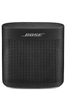 Bose Soundlink Colour Bluetooth Speaker Ii - Soft Black
