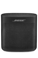 Bose Soundlink Colour Bluetooth Speaker Ii - Soft Black