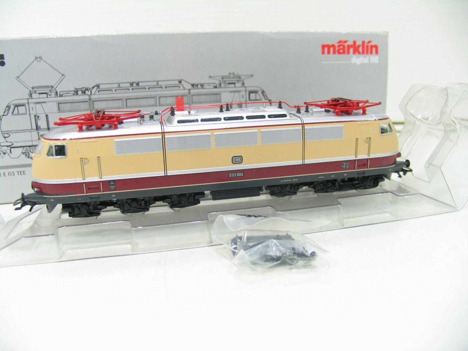39573 E-Lok e-03 Tè Rosso/Crema delle DB digitale/Audio sl256