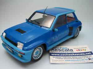 1-18-Ixo-Models-Renault-5-turbo-1-18CMC005-cochesaescala
