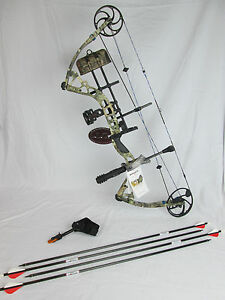 2015 Diamond Provider 20-70#  Right Hand  Mossy Oak Compound Bow Replaces Core 847019081039