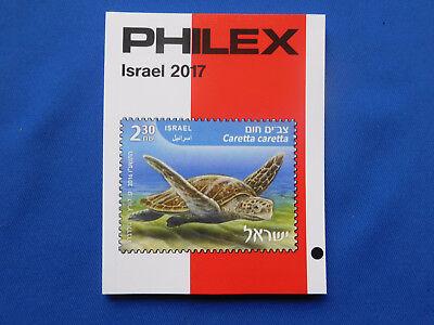 Briefmarken-katalog Philex 2017 Unbenutzt über Israel Marken 9,99 Euro Dinge FüR Die Menschen Bequem Machen Israel
