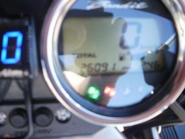 Suzuki, GSF 1250 Bandit, ccm 1255