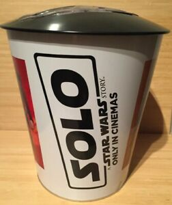 Solo-A-Star-Wars-Story-Han-Solo-Chewbacca-Collectable-Popcorn-Tin-20cm
