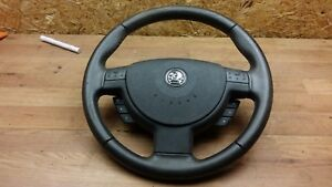 VAUXHALL-CORSA-C-00-06-STEERING-WHEEL-WITH-AIRBAG-amp-CONTROLS-REF02