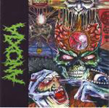 ANOXIA - Anoxia MCD (Self Released, 1998) *rare OOP Death Metal