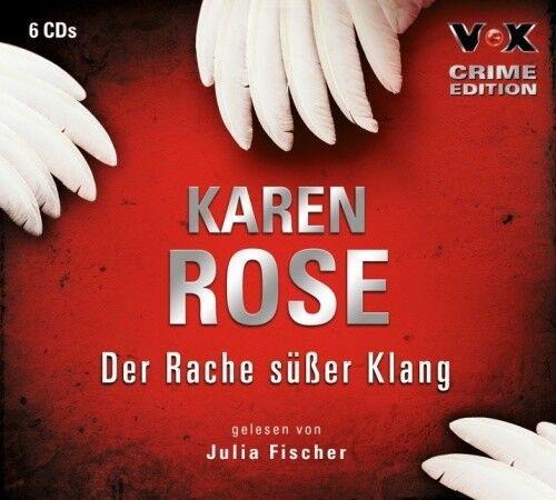 1 von 1 - Der Rache süßer Klang, 6 CDs (VOX Crime Edition) - Karen Rose