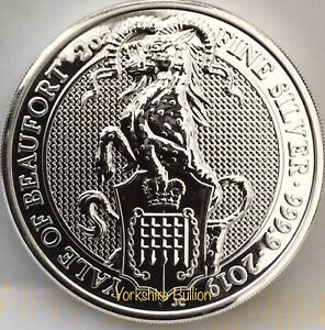 2-oz-silver-QUEEN-039-S-BEAST-2019-The-THE-YALE-OF-BEAUFORT