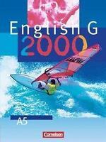 English G 2000, Ausgabe A, Bd.5, Schülerbuch, 9. Schuljahr