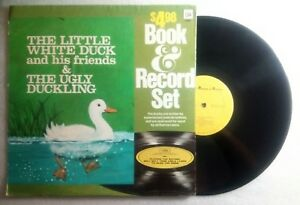 The Little White Duck Amp The Ugly Duckling Book And Record