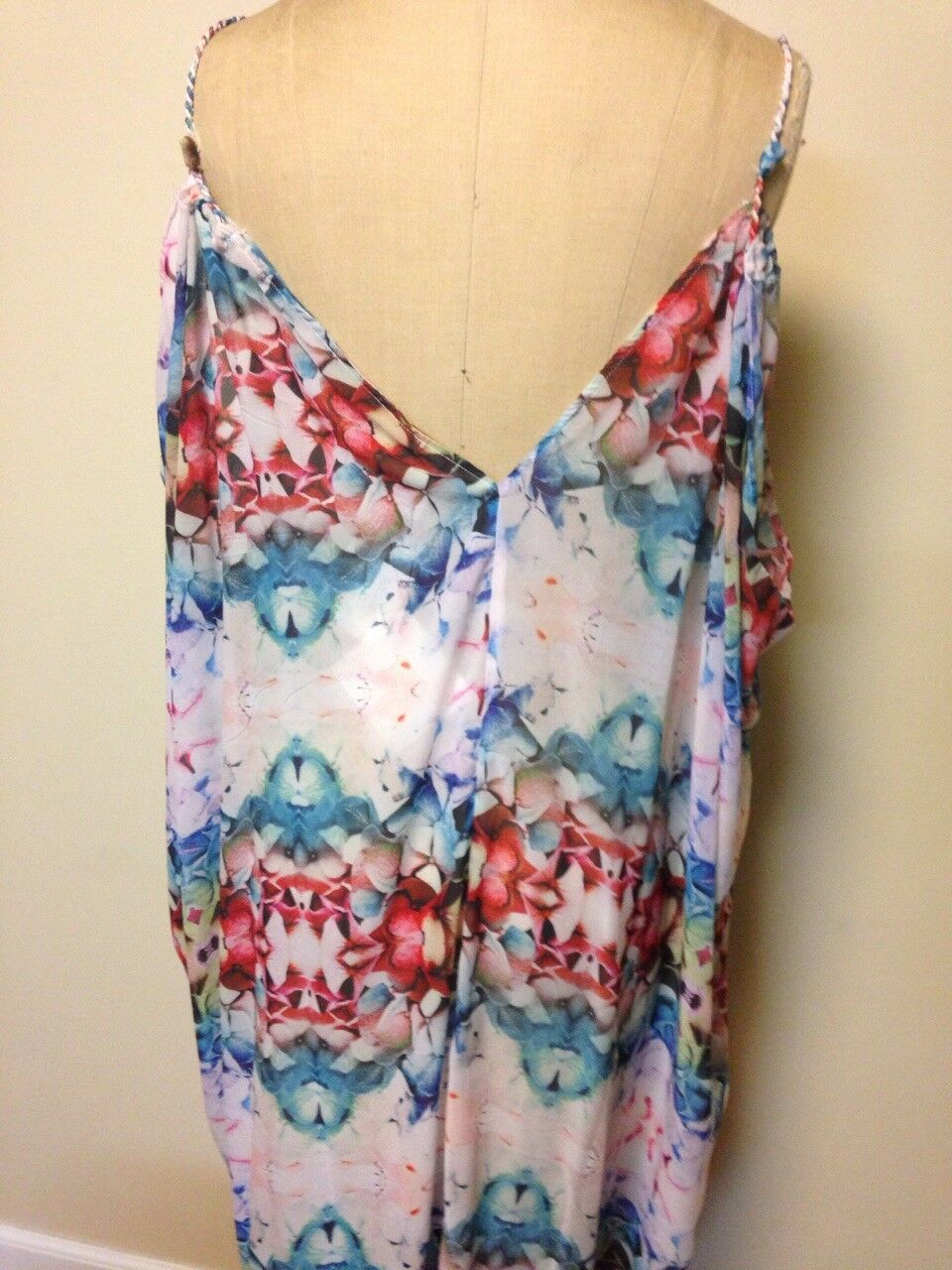 6575fca5990 ... 6 Shore Road by Pooja Carnival Cover Up Up Up XS S Cuban Floral NWT  2c4e07 ...