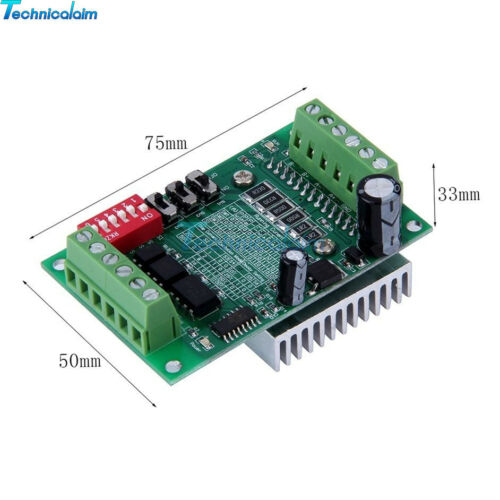 CNC Router Single 1 Axis TB6560 3A Driver Board Controller Stepper Motor Drivers