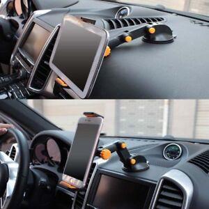 Details about 360° Car Mobile Phone Tablet Navigation Pad Holder Dashboard  AntiSlip Universal