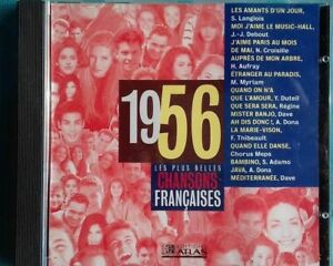 CD-Les-Plus-Schoene-Lieder-Abdichtband-1956-Ref-0740