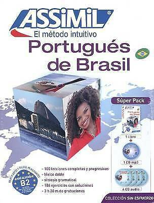Portugues de Brasil Superpack by Assimil Nelis (Mixed media product book, 2015)