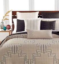 New Hotel Collection Emblem 2 Standard Pillow Sham 400 TC 100% Pima Cotton $150
