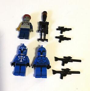 LEGO® STAR WARS™ Minifigure Shahan Alama from 8128