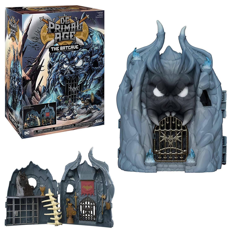 Funko DC Primal Age -  The Batcave Play Set