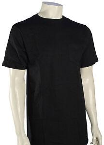 Volcom-Solid-Pocket-T-Shirt-Black-New