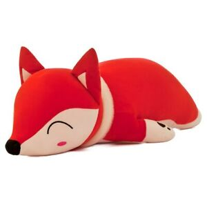 35-50cm-Kawaii-Stuffed-Plush-Giant-Large-Big-Fox-Dolls-Animals-Soft-Toy