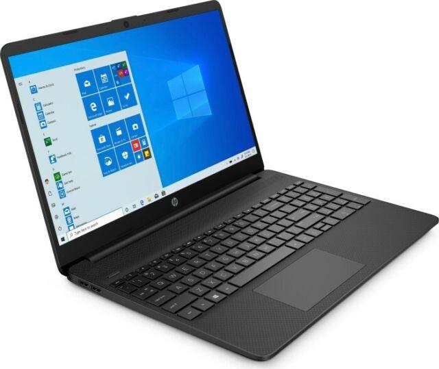 "HP 15s-fq0316ng Notebook 15,6"" HD Celeron® N 8 GB RAM DDR4 Win10 Laptop schwarz"