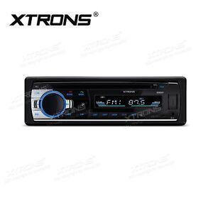 AUTORADIO-1din-Universale-XTRONS-FM-USB-SD-CD-DAB-Bluetooth-4-0-Aux