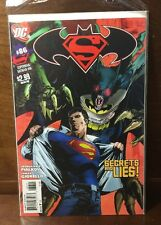 2003 Series #65 December 2009 DC NM Superman Batman 9.2