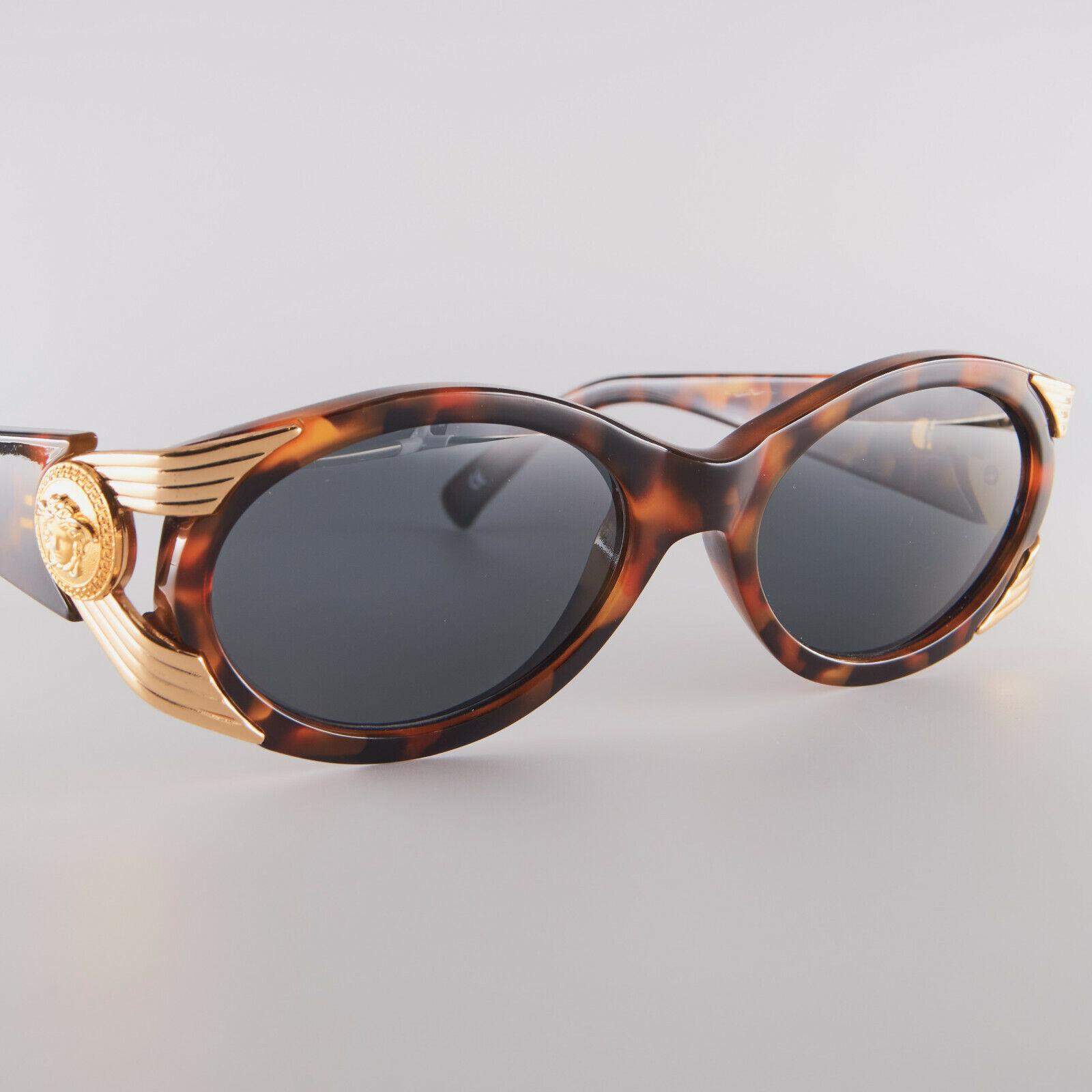 GIANNI VERSACE v12 030 47 20 vintage sunglasses DEADSTOCK