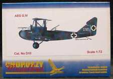 Choroszy Models 1/72 German AEG G-IV WWI Bomber