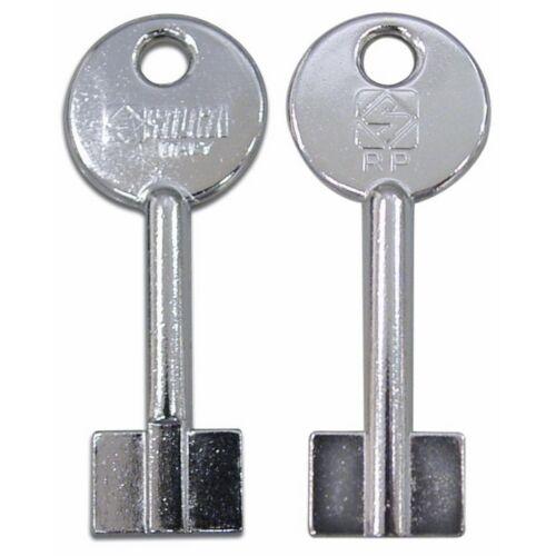 KYP Grezza per serratura a Pompa marca Kassel-Yale Chiave Silca ref