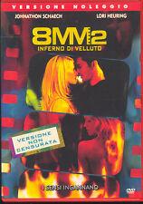 8MM 2 - INFERNO DI VELLUTO - DVD (USATO EX RENTAL)