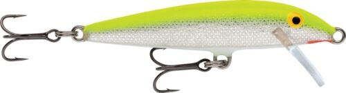 DIFFERENT COLORS FLOATER F03// 3 cm Rapala ORIGINAL FLOATING 2g  Brand new