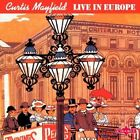 Live in Europe 0803415130122 by Curtis Mayfield CD