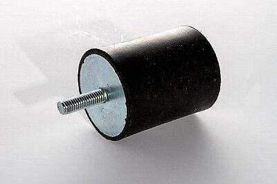 H 40 Silent Block Bloc Gummipuffer Silentblock  Typ A  M10   Ø 60
