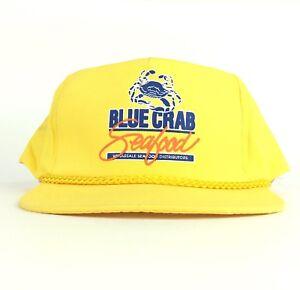 Blue Card Seafood - Wholesale Seafood Distributors Baseball Cap Hat