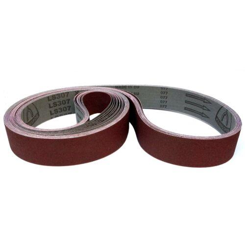 5 x Klingspor Tissue Grinding Belt Sander Belts 50x1020 50x2000 50x1500 UVM Grain