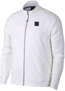 collection nike roger federer veste blanche