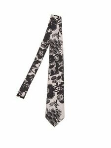 Vivienne-Westwood-cravatta-stampa-floreale-Floral-printed-tie