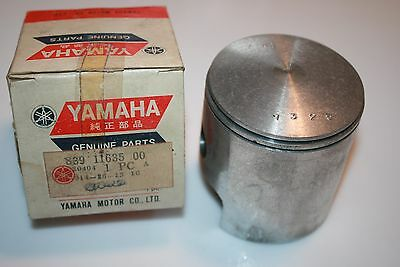 Yamaha snowmobile nos piston 73mm SL292 1971-73 sm292 1973-74 gs300 1976-77 std.