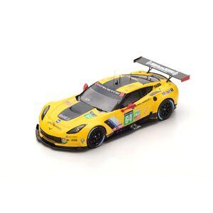 64 O C7 ° Corvette r 1 N Chevrolet 43 Lm16 Spark Milner T S5132 Gavin wqUycWHxg