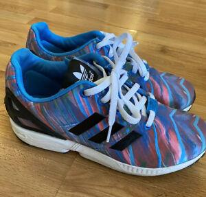 ZX FLUX Torsion Ortholite Sneakers Size