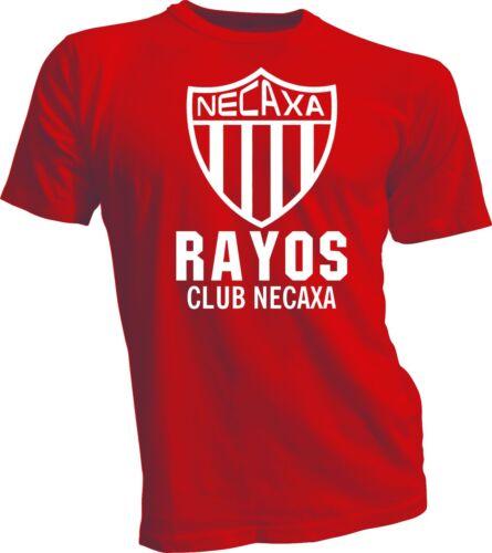 Necaxa Rayos Mexico T shirt Camiseta Futbol Soccer Aguascalientes Hidrorayos