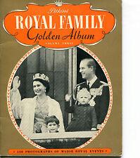 PITKINS ROYAL FAMILY GOLDEN ALBUM VOLUME THREE c1950s