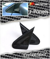 Carbon Fiber Mirror Side J-Panels for Mitsubishi Evolution VII VIII IX EVO 7 8 9