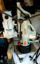 Bux Magnetic Base Drill With Swivel Base Amp Rockwell Drill 34 Hp