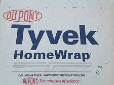 9ft. x 6ft. Tyvek DuPont Homewrap Ground Sheet Tarp Footprint