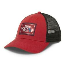 d8771f63b The North Face USA Pride Red Trucker Snapback Hat for sale online | eBay
