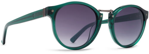 VonZipper Sunglasses Stax in Translucent Emerald Grey Gradient