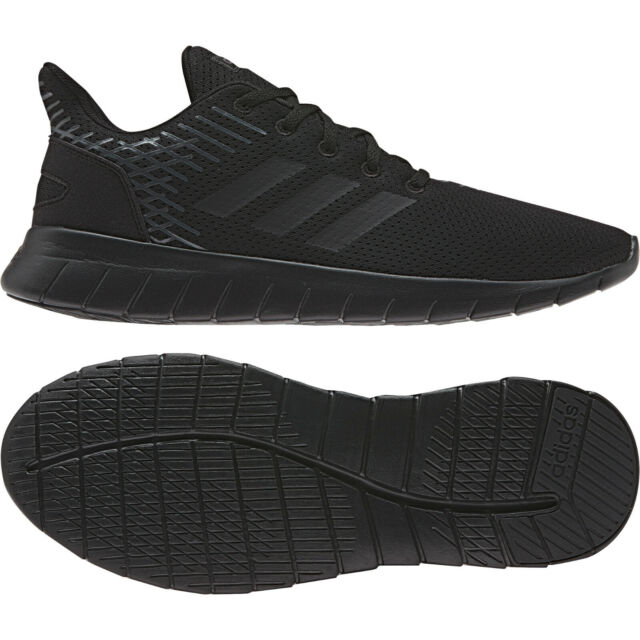 Adidas Men Shoes Running Sports Training Workout Gym Trainers Asweerun F36333